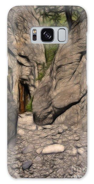 Grotto Canyon Fractal Galaxy Case