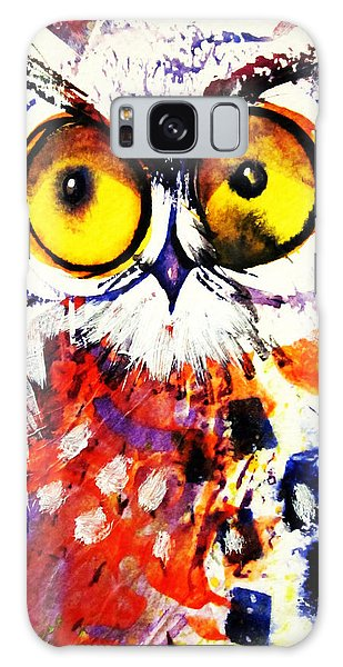 Groucho Owl Galaxy Case