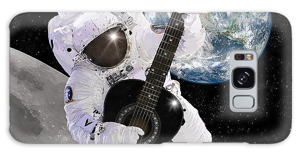 Ground Control To Major Tom Galaxy Case