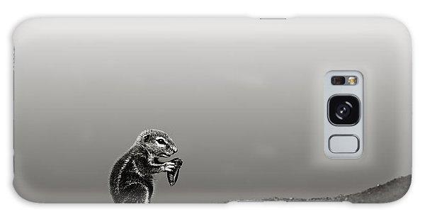 Squirrel Galaxy Case - Ground Squirrel by Johan Swanepoel