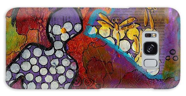 Song Birds Galaxy Case - Growing In Grace by Angela L Walker