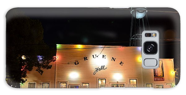 Gruene Hall Galaxy Case
