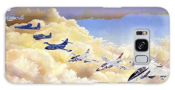 Grumman Cats Fantasy Formation Galaxy Case