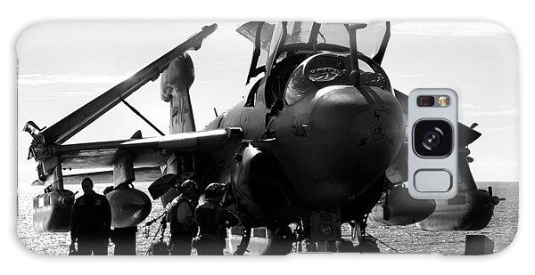 Grumman Ea-6b Prowler B-w Galaxy Case