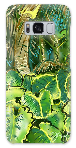 Guanabana Tropical Galaxy Case by Jean Pacheco Ravinski