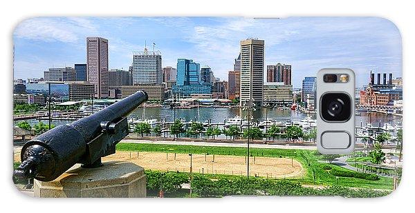 Guarding Baltimore Galaxy Case