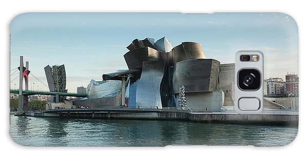 Gehry Galaxy Case - Guggenheim Museum Designed By Frank by Panoramic Images