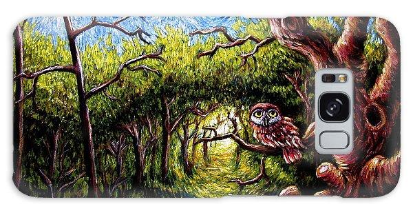 Guide Owl Galaxy Case