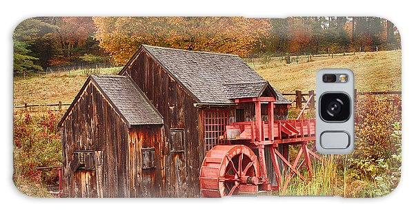 Guildhall Grist Mill Galaxy Case by Jeff Folger