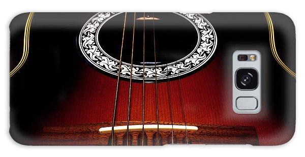 Guitar Abstract Galaxy Case by Richard Stephen