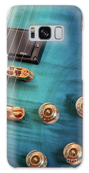 Guitar Blues Galaxy Case