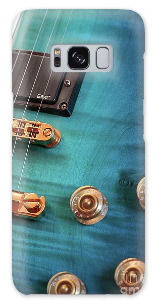 Guitar Blues Galaxy Case