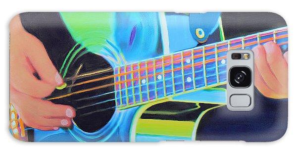 Guitar Man Galaxy Case