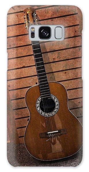 Guitar Solo Galaxy Case
