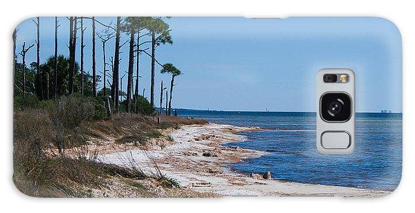 Gulf Island National Seashore 2 Galaxy Case