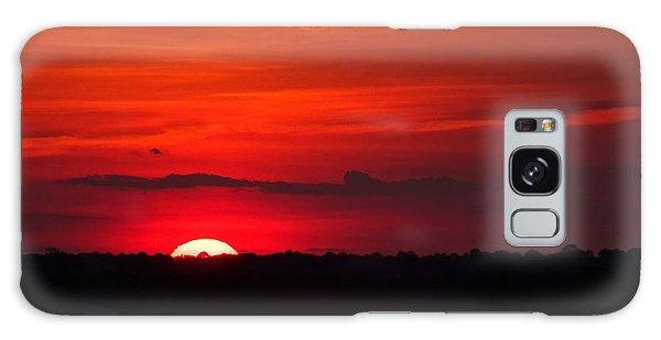 Gulf Shores Sunset Galaxy Case