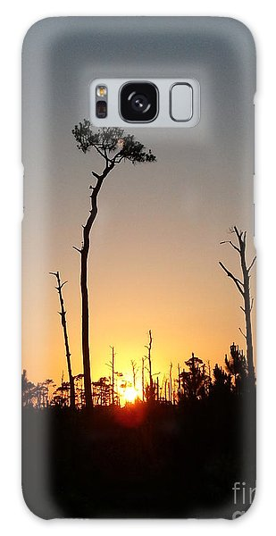 Gulf Shores Sunset Galaxy Case