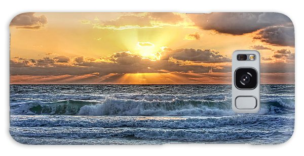 Gulf Waters Galaxy Case by HH Photography of Florida