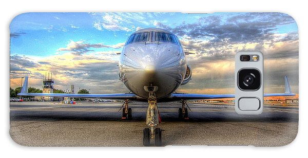 Gulfstream Gx450 At Livermore Klvk With Virga Galaxy Case