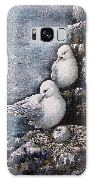 Gull Family Galaxy Case