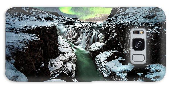 Iceland Galaxy S8 Case - Gullfoss by David Mart??n Cast??n