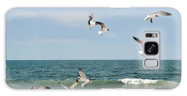 Gulls A Dance'n Galaxy Case