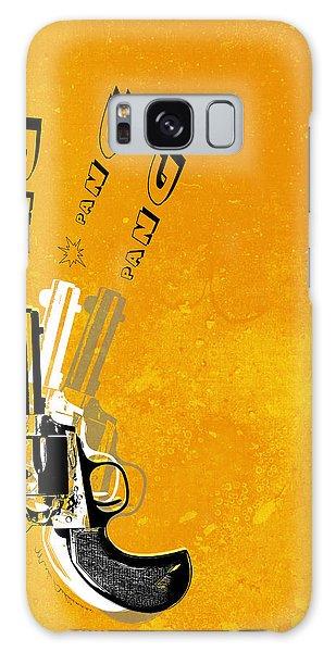 Weapons Galaxy Case - Gun 16 by Mark Ashkenazi