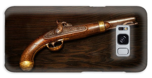 Guns Galaxy Case - Gun - Us Pistol Model 1842 by Mike Savad