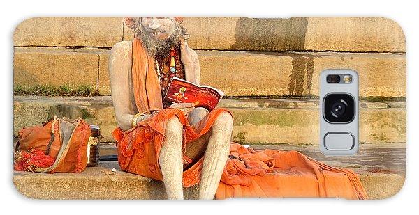 Guru On Ganges Galaxy Case