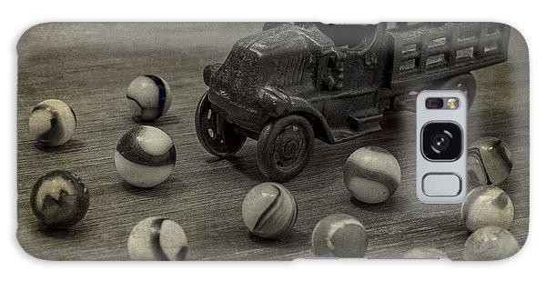 Gus's Truck Galaxy Case by Wayne Meyer