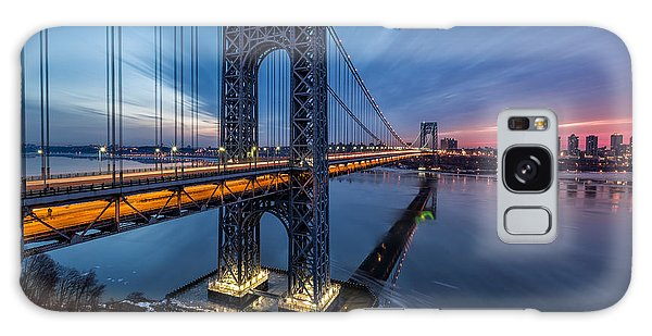 Gwb Sunrise Galaxy Case