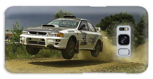 Gzb Rally Team In Flight Galaxy Case