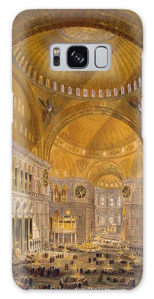 Hagia Sophia, Constantinople, 1852 Galaxy S8 Case
