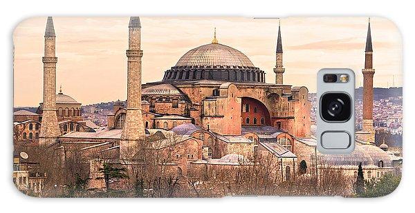 Hagia Sophia Mosque - Istanbul Galaxy Case