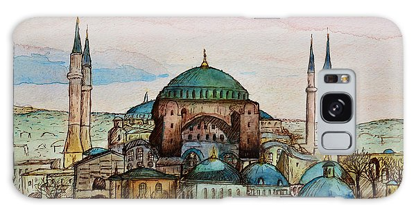 Hagia Sophia Galaxy Case