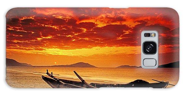 Hainan Beach 3 Galaxy Case by Dennis Cox ChinaStock