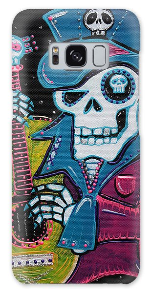Voodoo Galaxy S8 Case - Haiti's Day Of The Dead by Laura Barbosa