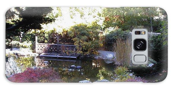 Hakone Gardens 1 Galaxy Case