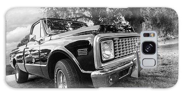 Halcyon Days - 1971 Chevy Pickup Bw Galaxy Case