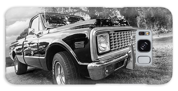 Halcyon Days - 1971 Chevy Pickup Bw Galaxy Case