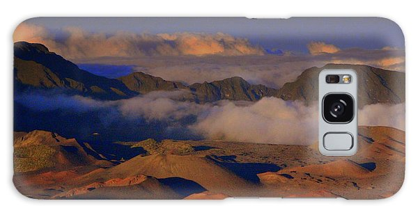 Haleakala Crater Maui Galaxy Case