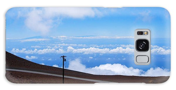 Haleakala's Heaven Galaxy Case