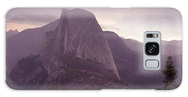 Half Dome From Glacier Point Galaxy Case