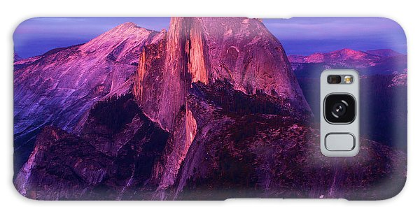 Half Dome Glow Galaxy Case