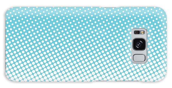 Texture Galaxy Case - Halftone Background, Pop Art Design by Bobnevv