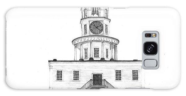 Halifax Town Clock Galaxy Case