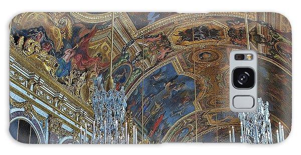 Hall Of Mirrors - Versaille Galaxy Case