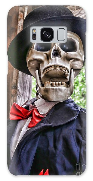 Halloween Color Galaxy Case by Chuck Kuhn