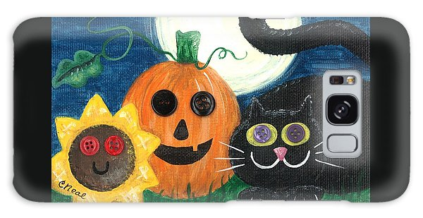 Halloween Fun Galaxy Case