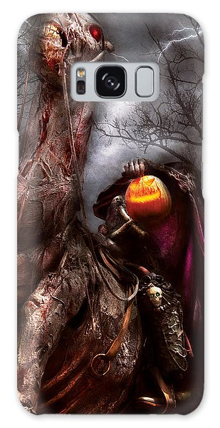 Halloween - The Headless Horseman Galaxy Case